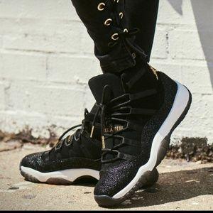 Nike Air Jordan 11 Heiress Stingray Sz 5.5 Youth